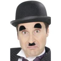 Baffi e sopraciglia di Charlie Chaplin