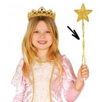 Bacchetta con stella oro