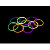 50 braccialetti luminosi