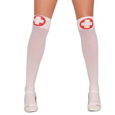 Calze parigine da infermiera