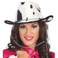 Cappello da cowboy muccato