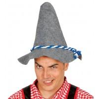 Cappello bavarese con fascia