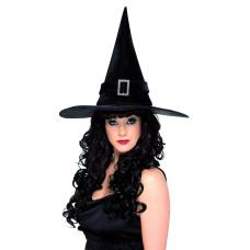 Cappello da strega con fibbia