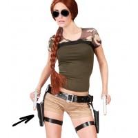 Cinturone di Lara Croft