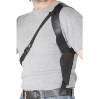 Cinturone da spalla con fondina per pistola singola