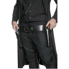 Cinturone con fondina deluxe per pistola doppia
