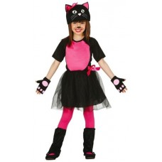 Costume per bambina da gattina
