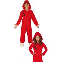 Costume per bambini della Casa Di Carta