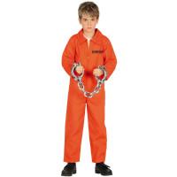 Costume per bambino da detenuto evaso