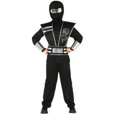 Costume per bambino da ranger ninja