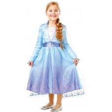 Costume per bambina della Principessa Elsa II originale