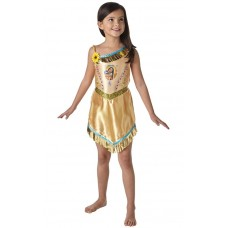 Costume per bambina di Pocahontas originale