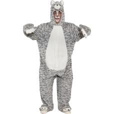 Costume a tuta da gatto