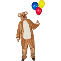 Costume a tuta da orsacchiotto