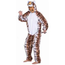 Costume a tuta da tigre