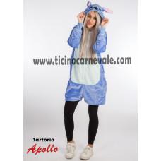 Costume a pantaloncino da Stitch
