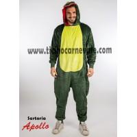 Costume a tuta da coccodrillo