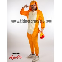 Costume a tuta da draghetto