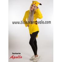 Costume a pantaloncino da Pikachu