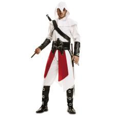 Costume da White Assassin
