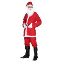 Costume da Babbo Natale economico