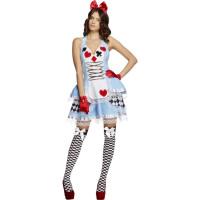 Costume di Alice miss Wonderland