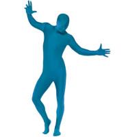 Tuta integrale blu