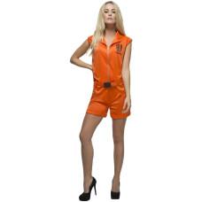 Costume da detenuta evasa