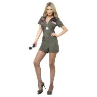 Costume da aviatrice di Top Gun originale