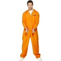 Costume da detenuto evaso