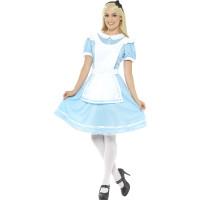 Costume di Alice principessa in Wonderland