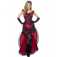 Costume da dama western