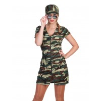 Costume Top gun girl