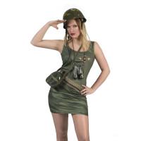 Costume Rambo girl