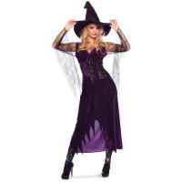 Costume da strega gotica