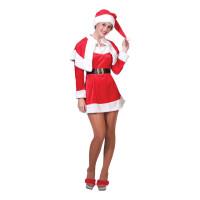 Costume da Babba Natale con mantello
