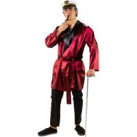Costume di Hugh Hefner Play Boy