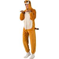 Costume a tuta da suricato