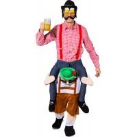 Costume a cavallo di bavarese