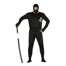 Costume da ninja per uomo