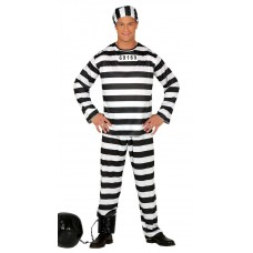 Costume da carcerato