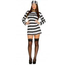 Costume da carcerata