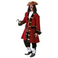 Costume da capitan pirata