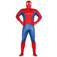 Costume di Spiderman imbottito