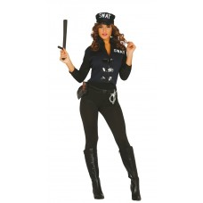 Costume da agente S.W.A.T.