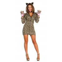 Costume da leoparda