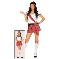 Costume da scolaretta