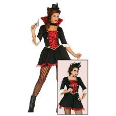 Costume da contessa gotica