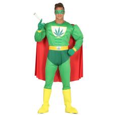 Costume da Marijuanaman
