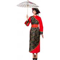 Costume asiatico per donna